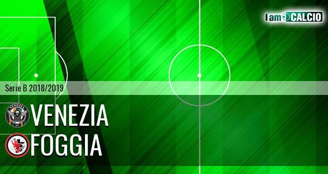 Venezia - Foggia 1-0. Cronaca Diretta 13/04/2019