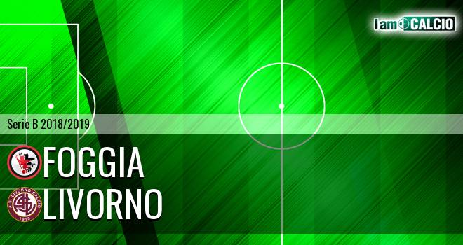 Foggia - Livorno
