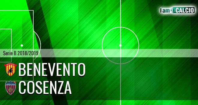 Benevento - Cosenza
