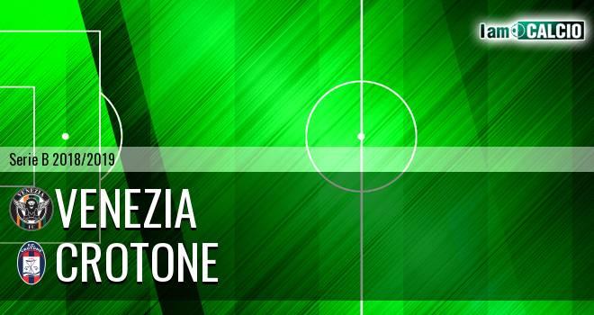 Venezia - Crotone