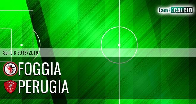 Foggia - Perugia 1-0. Cronaca Diretta 06/05/2019