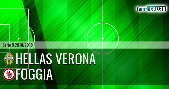 Hellas Verona - Foggia