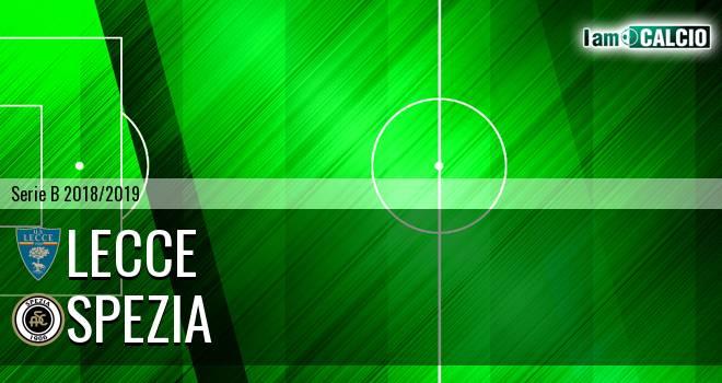 Lecce - Spezia 2-1. Cronaca Diretta 11/05/2019