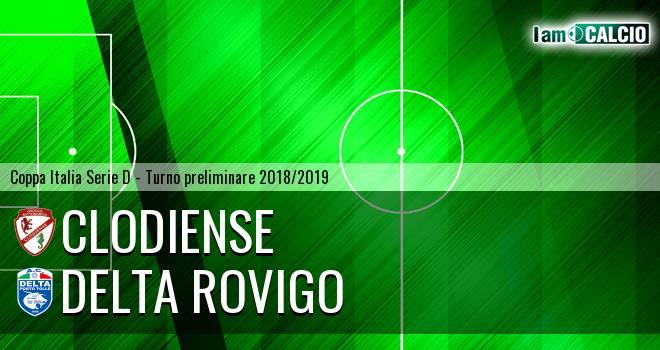 Clodiense - Delta Rovigo