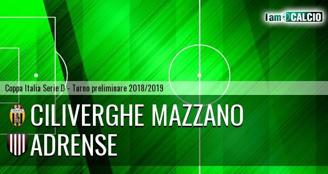 Ciliverghe Mazzano - Adrense