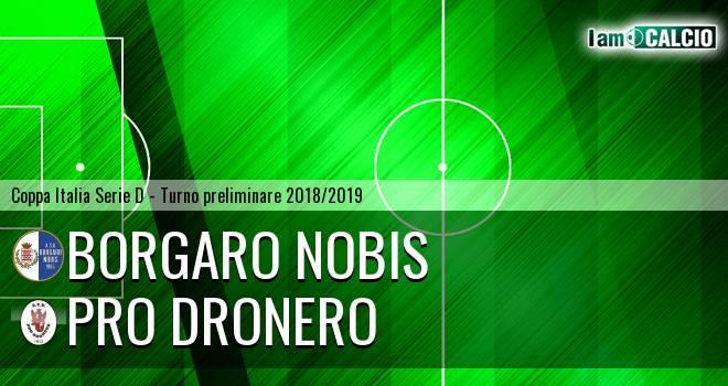 Borgaro Nobis - Pro Dronero
