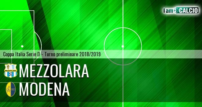 Mezzolara - Modena