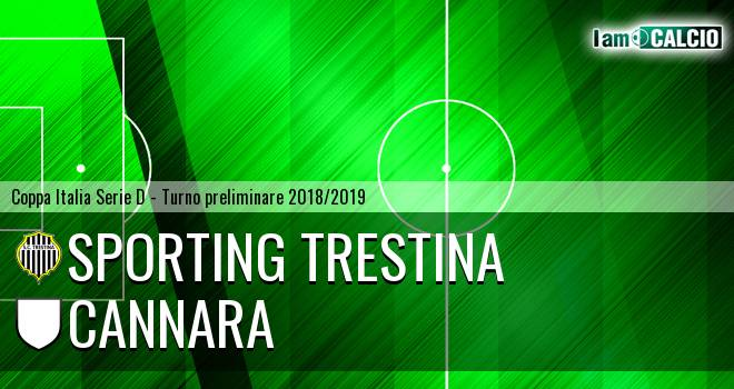 Sporting Trestina - Cannara