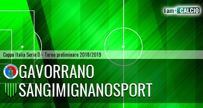 Follonica Gavorrano - San Gimignano