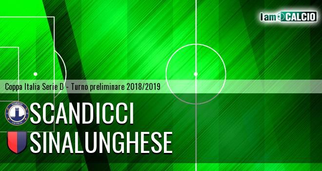 Scandicci - Sinalunghese