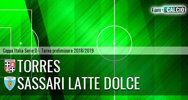 Torres - Sassari Latte Dolce