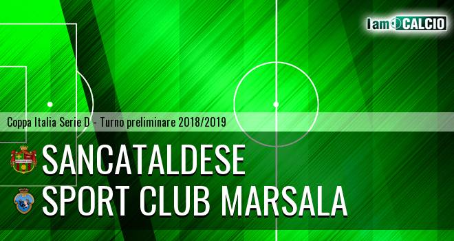 Sancataldese - Marsala