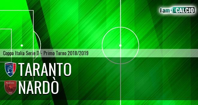 Taranto - Nardò