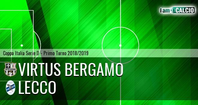 Virtus Bergamo - Lecco
