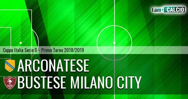 Arconatese - Milano City