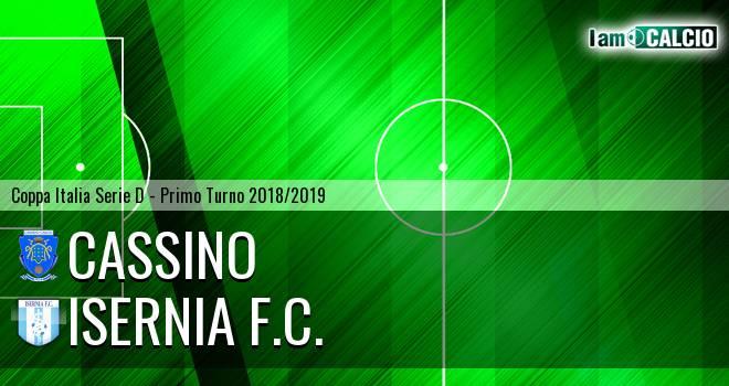 Cassino - Isernia