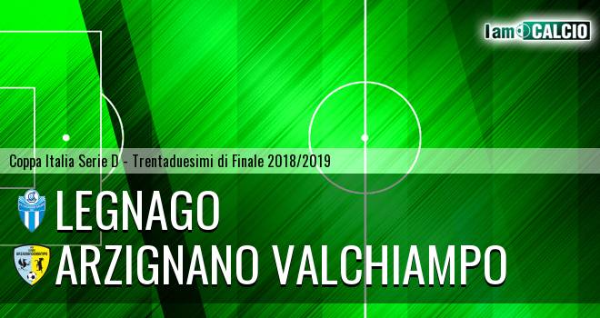 Legnago - Arzignano Valchiampo