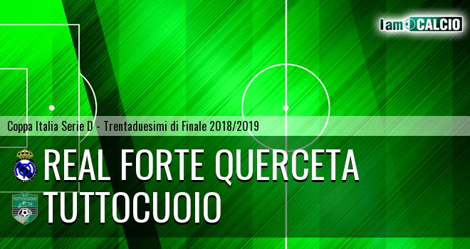 Real Forte Querceta - Tuttocuoio