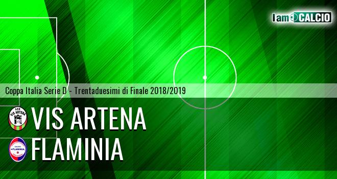 Vis Artena - Flaminia