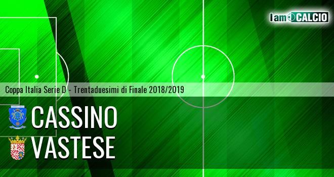 Cassino - Vastese