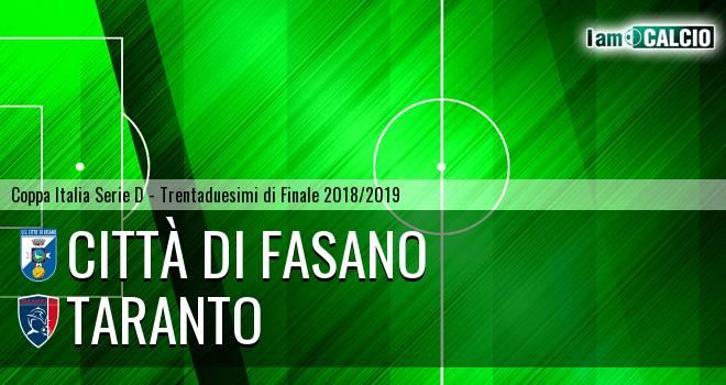 Città di Fasano - Taranto