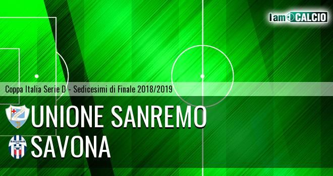 Sanremese - Savona