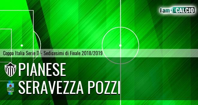 Pianese - Seravezza Pozzi