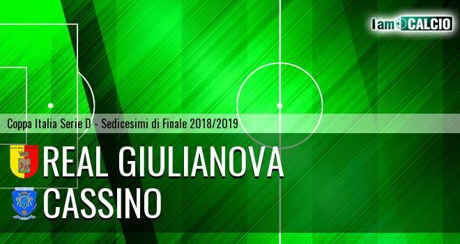 Real Giulianova - Cassino