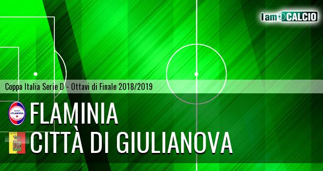 Flaminia - Real Giulianova