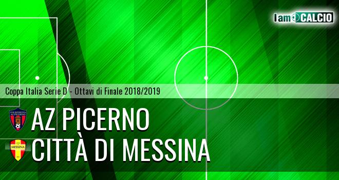 AZ Picerno - ACR Messina