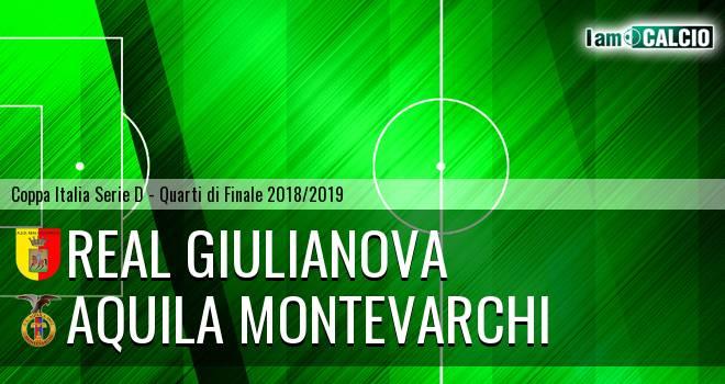 Real Giulianova - Aquila Montevarchi