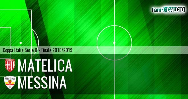 Matelica - Messina