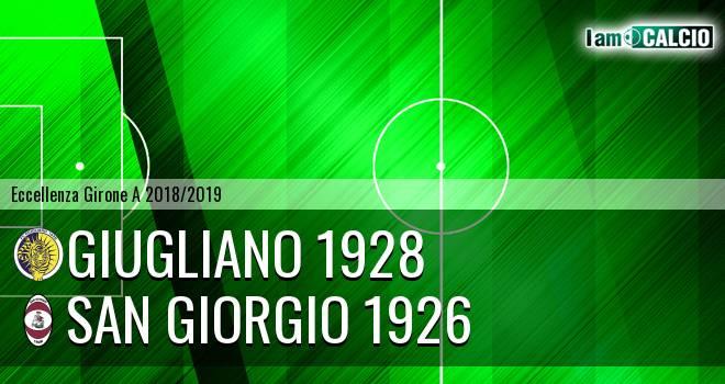 Giugliano 1928 - San Giorgio 1926