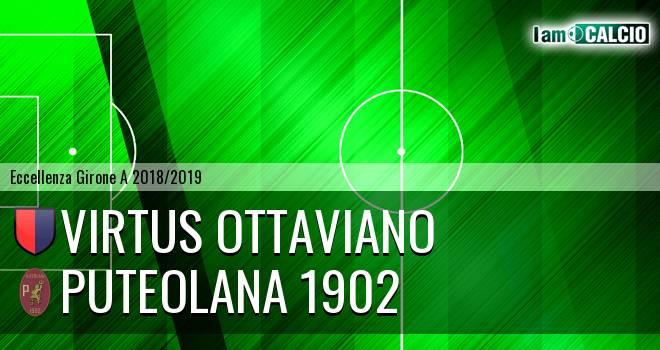 Virtus Ottaviano - Puteolana 1902
