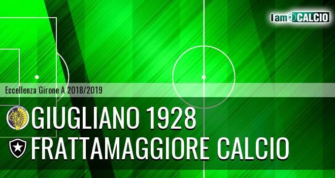 Giugliano 1928 - Frattamaggiore Calcio