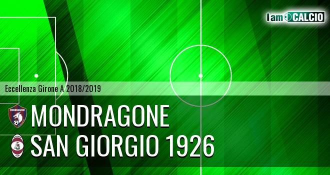 Mondragone - San Giorgio 1926
