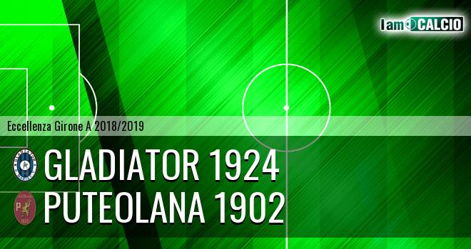 Gladiator - Puteolana 1902