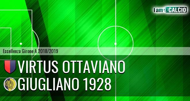 Virtus Ottaviano - Giugliano 1928