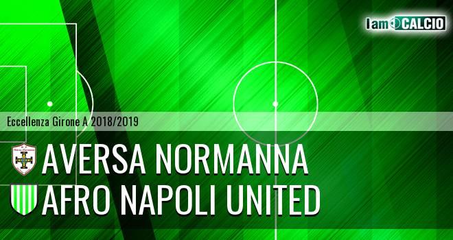 Aversa Normanna - Afro Napoli United