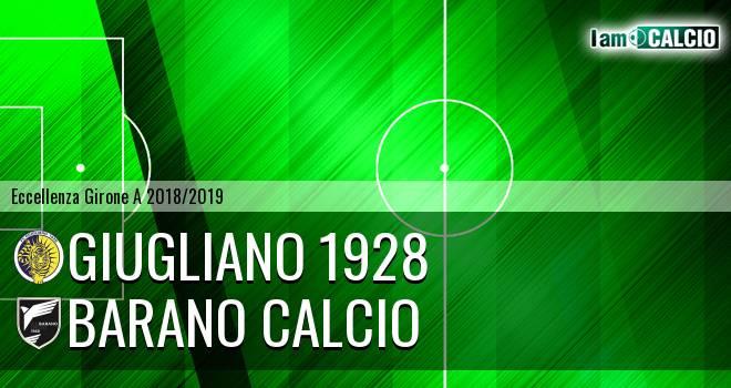 Giugliano 1928 - Barano Calcio