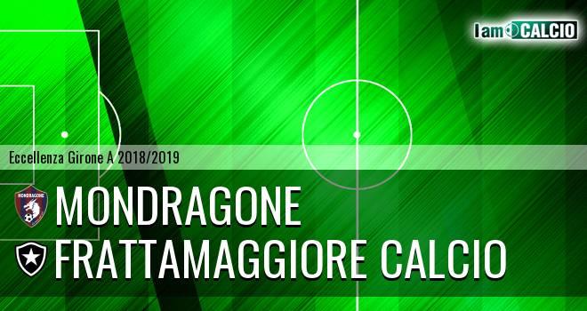 Mondragone - Frattamaggiore Calcio