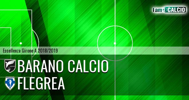 Barano Calcio - Flegrea