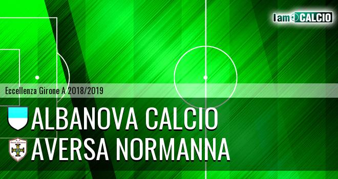 Albanova Calcio - Aversa Normanna