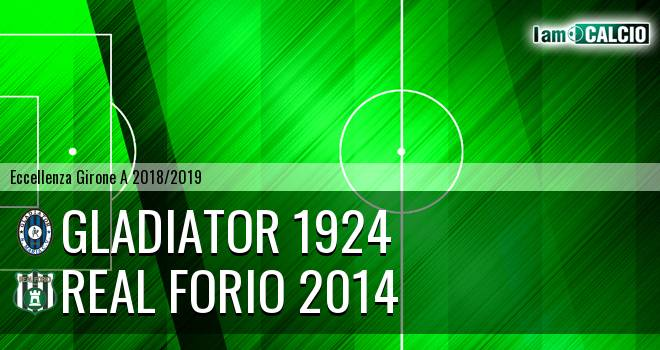 Gladiator - Real Forio 2014