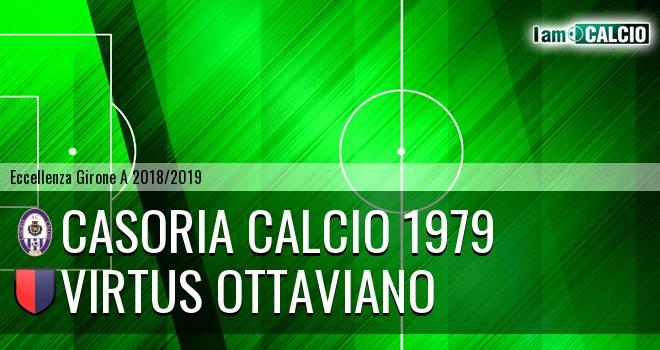 Casoria Calcio 1979 - Virtus Ottaviano