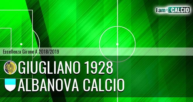 Giugliano 1928 - Albanova Calcio