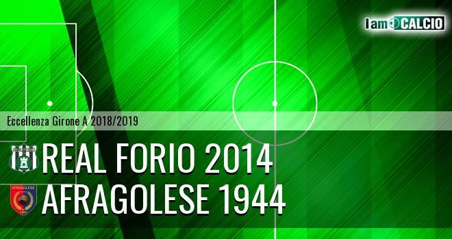 Real Forio 2014 - Afragolese 1944