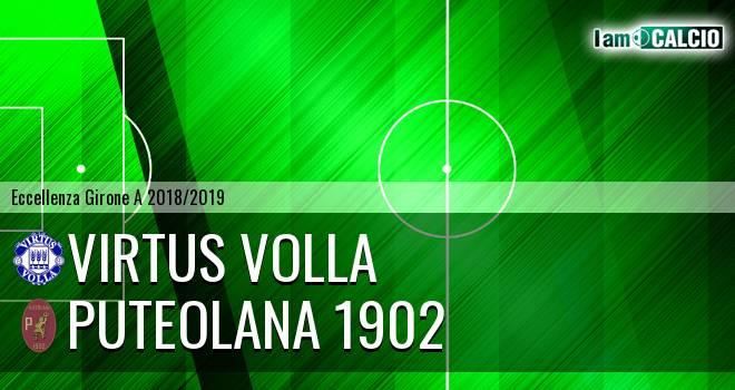 Virtus Volla - Puteolana 1902