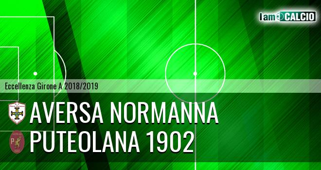 Aversa Normanna - Puteolana 1902