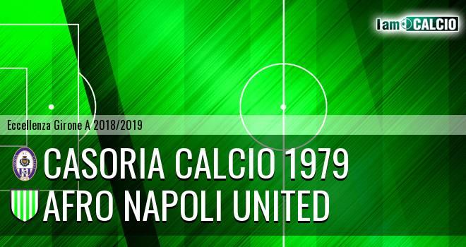 Casoria Calcio 1979 - Afro Napoli United